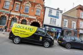 Aylesbury Lock and Key Van