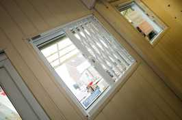 collapsible window security grilles