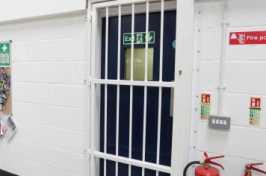 door security grilles