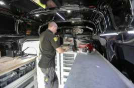 Full mobile locksmiths service