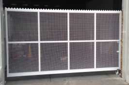 industrial security grilles