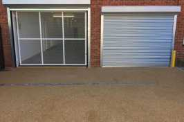 grilles and roller shutters