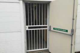 door security grilles