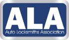ALA Auto Locksmiths Association Logo