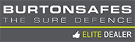 BurtonSafes Elite Dealer logo